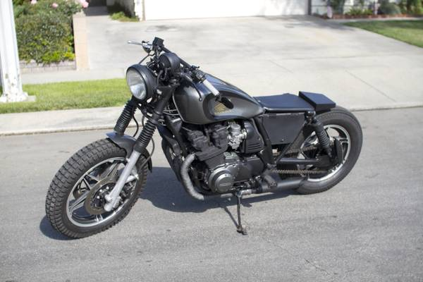 Honda Cafe Racer For Sale >> Honda CB750 Nighthawk