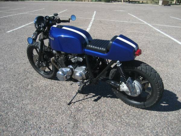 1979 Kz1000 St Cafe For Sale