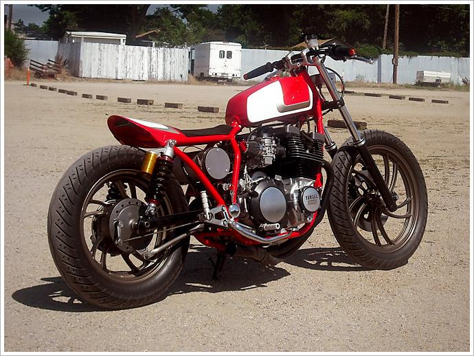1981 xj750 seca cafe? streetfighter? just better ...
