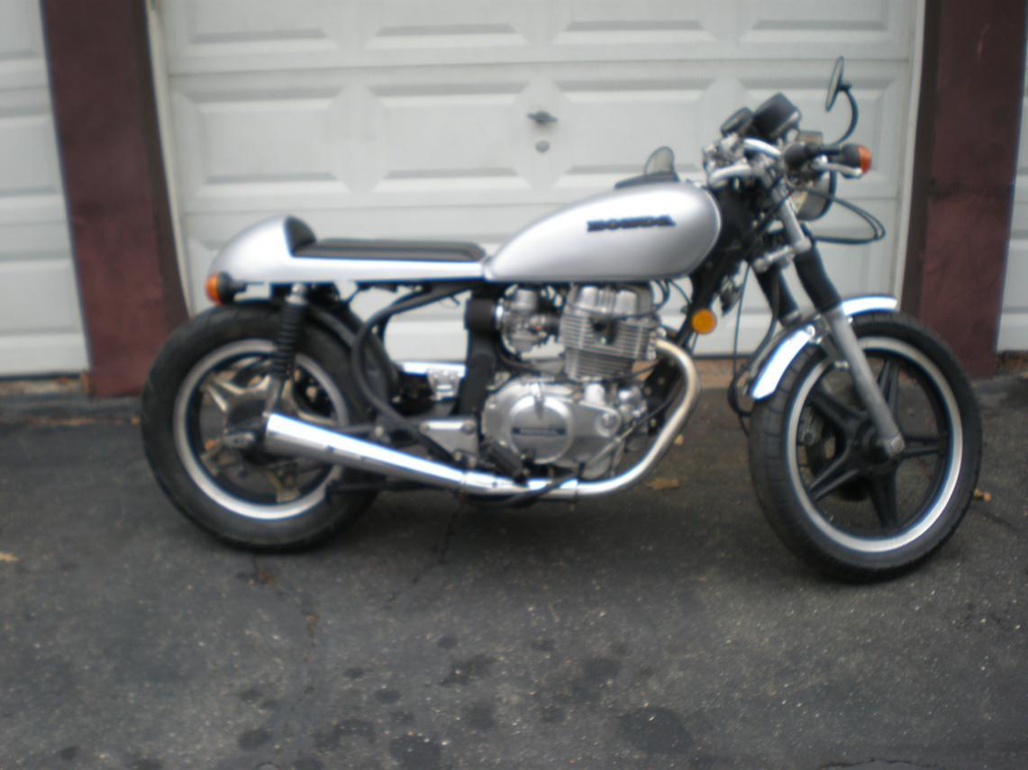 1980 cm 400 new build