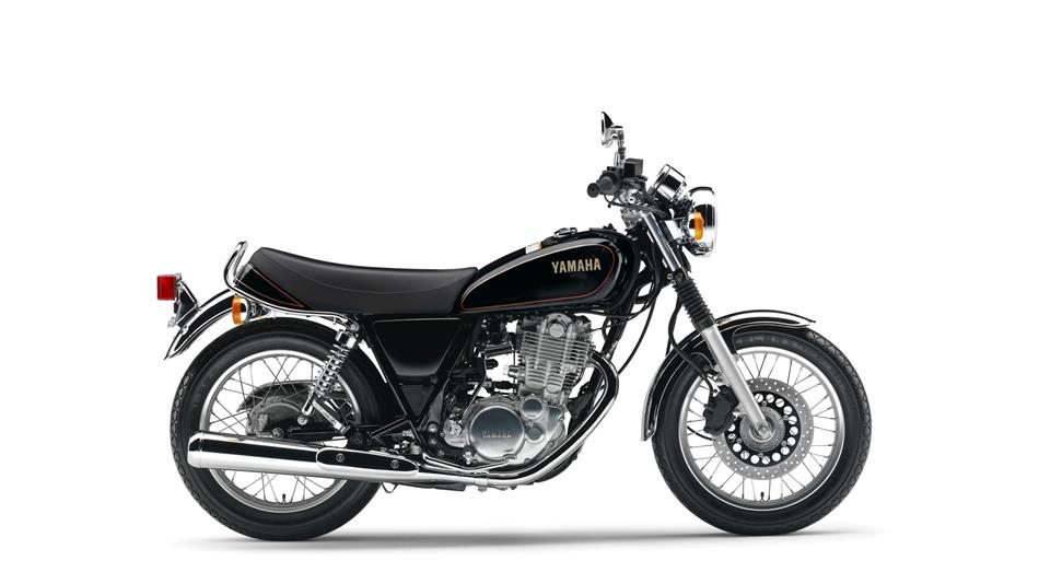 The new Yamaha SR400 EFI  Any real potential for horsepower