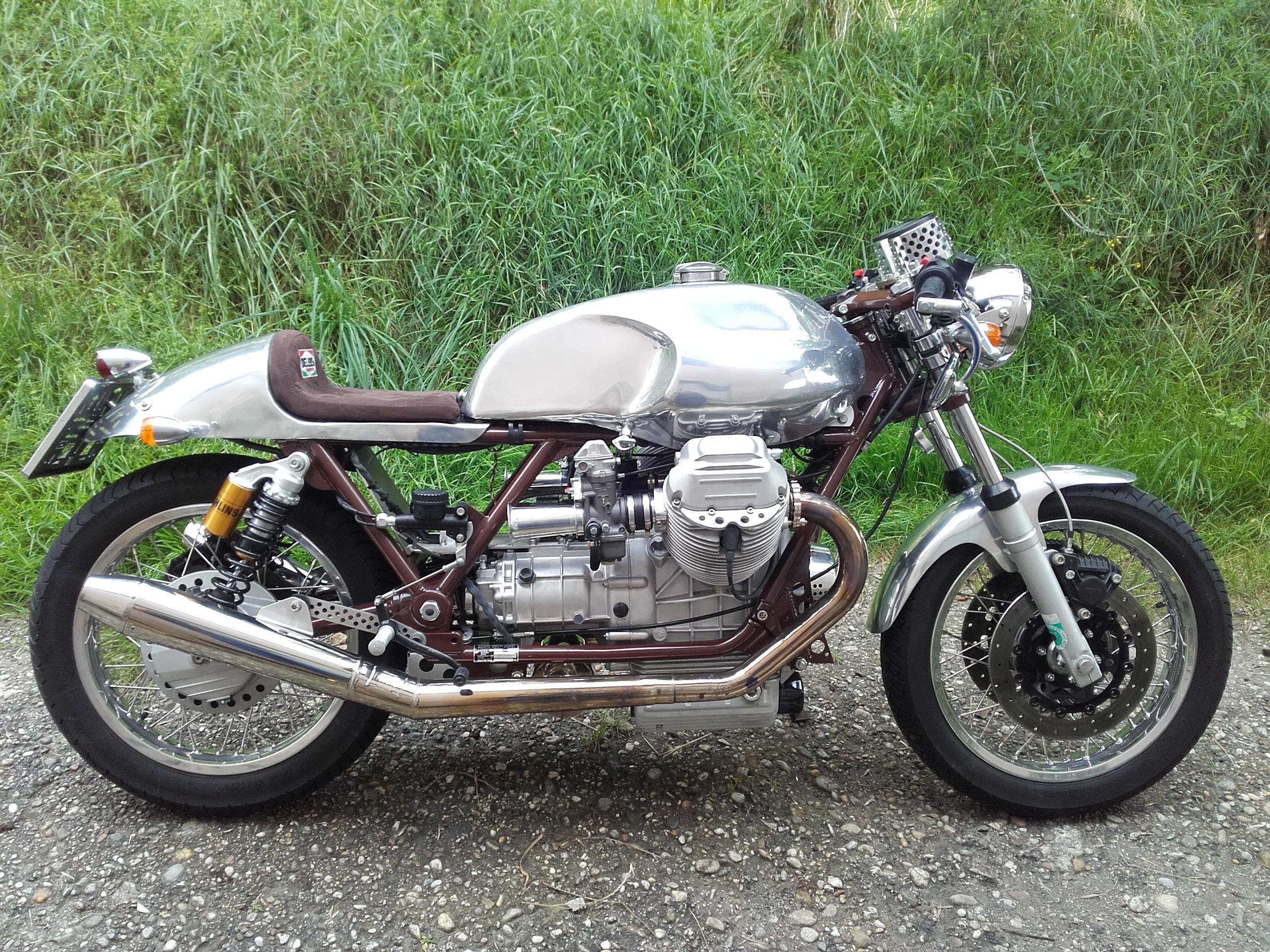 Moto Guzzi Le Mans Cafe Racer For Sale