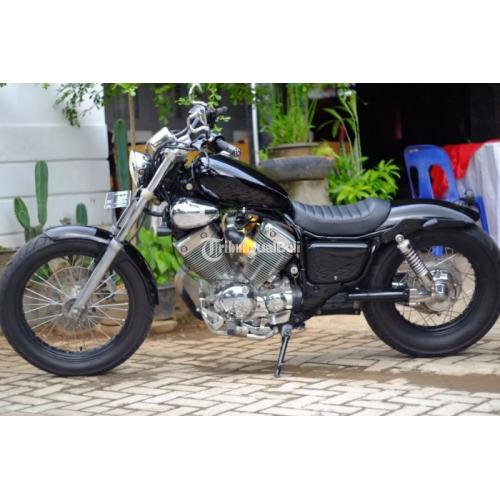 Name:  3-1998919005-Yamaha-Virago-XV-535-Hitam-Custom-Tahun-1995-1996-No-Paper-Siap-Jalan---Lampung.jpg Views: 32 Size:  37.3 KB