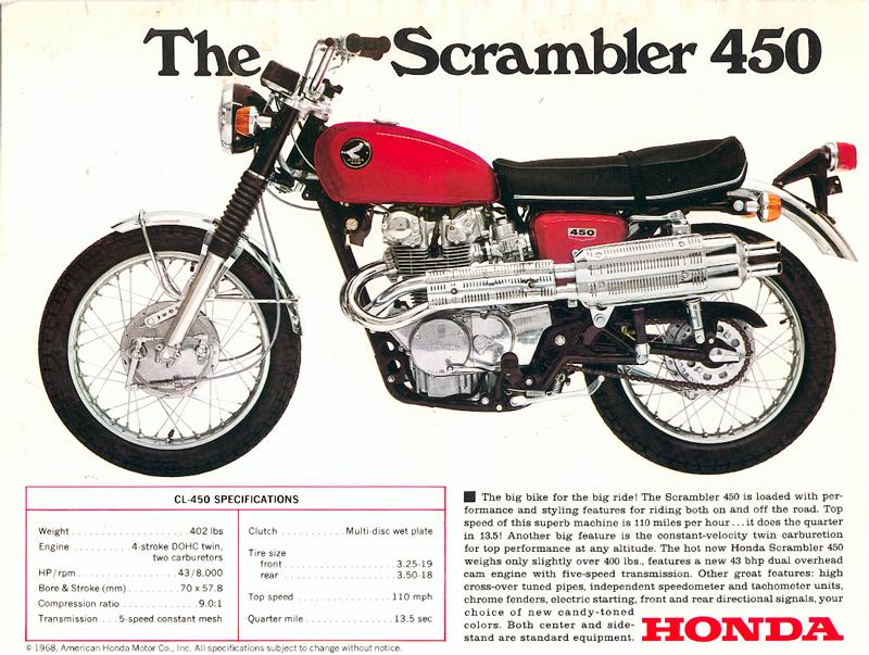 8582d1407446022-1973-honda-cl450-scrambler-milwaukee-wi-68-cl450 Yamaha Xs Wiring Diagram on