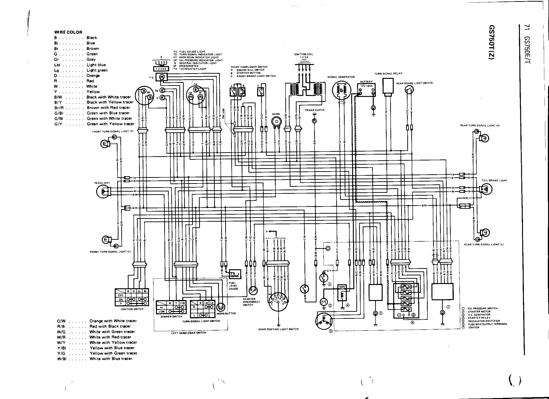 1978 Suzuki GS750 Wiring Inquiry | Cafe Racer Forum | Gs750 Wiring Diagram |  | Cafe Racer Forum