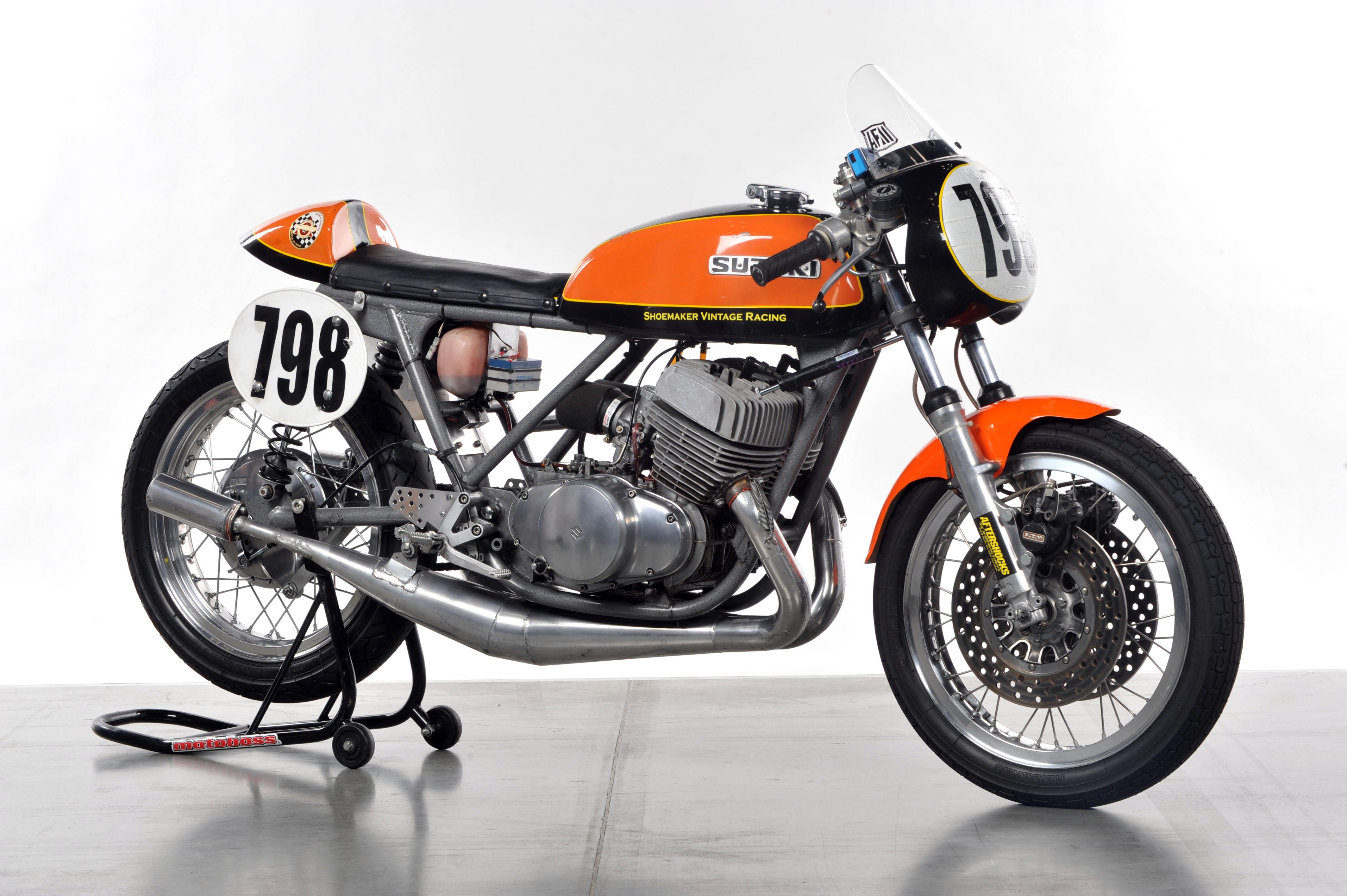 Bien connu 1975 suzuki cafe racer build! - Page 6 EX57