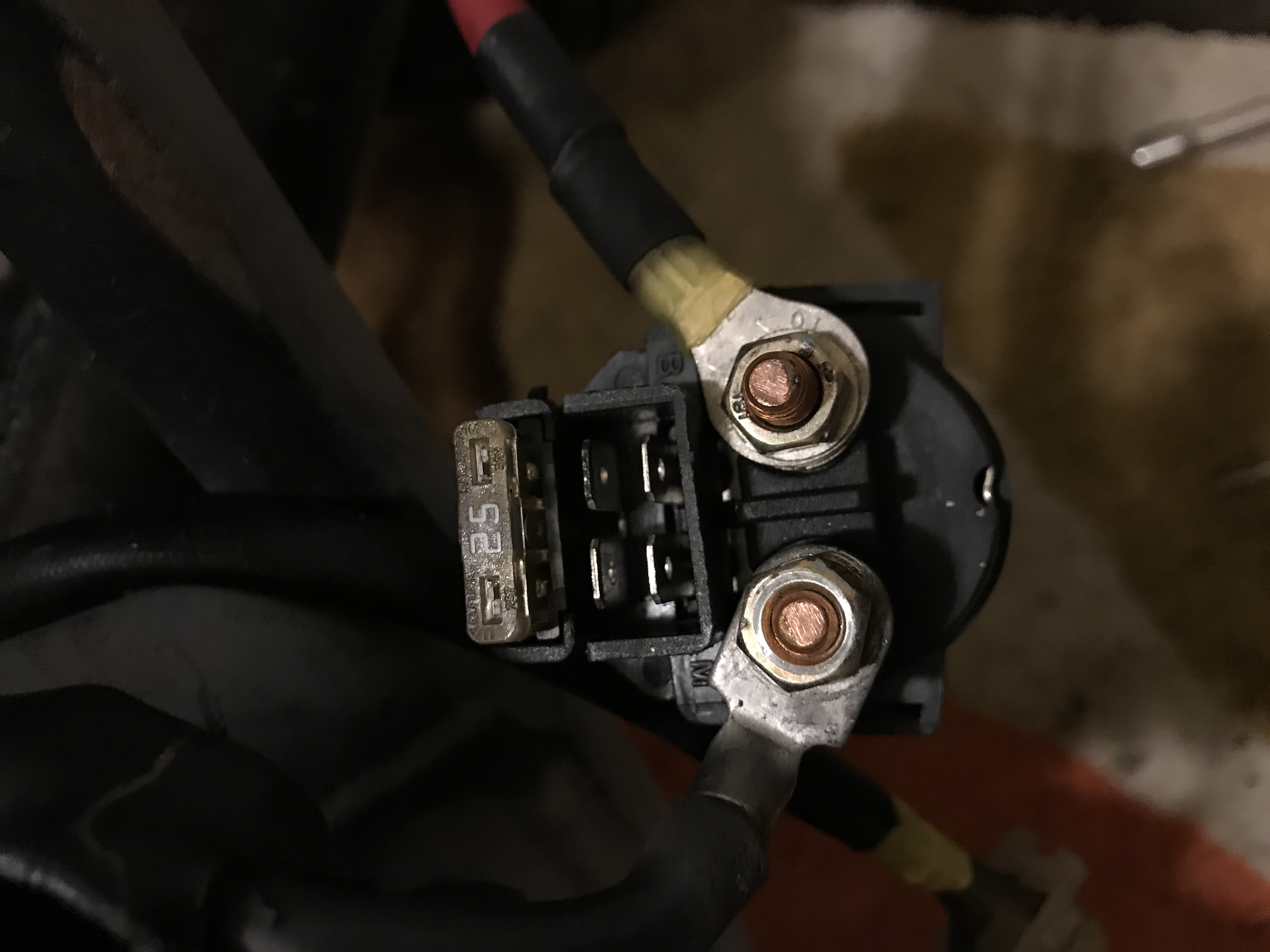 1982 CB750 Ignition / Solenoid wiring HELP | Cafe Racer ForumCafe Racer Forum