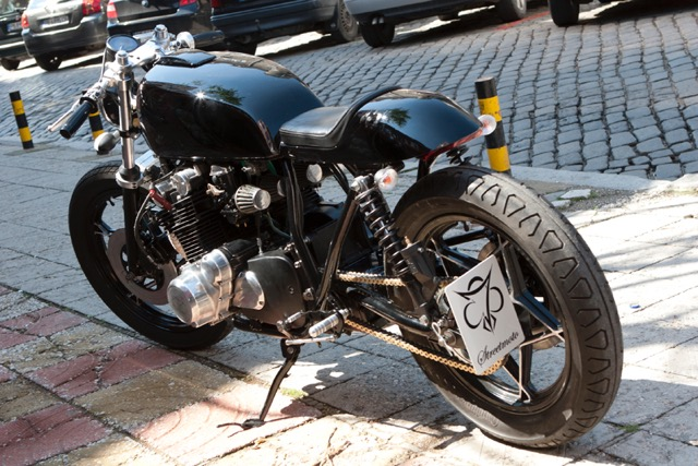 Here For Sale Retro Cafe Racer
