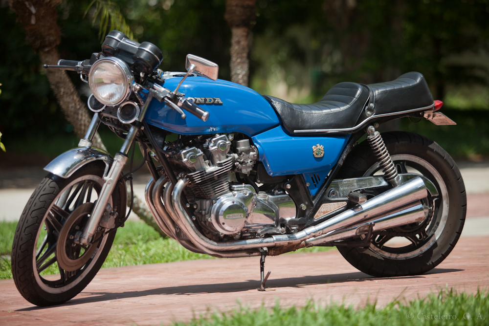 1979 honda cb750k cafe race 3400 south florida. Black Bedroom Furniture Sets. Home Design Ideas