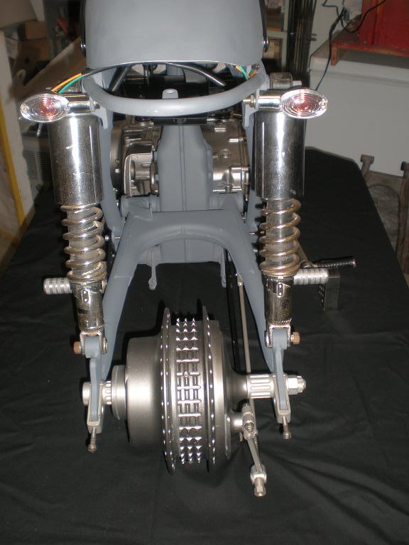 Honda Of Russellville >> Honda CB350T Rearsets
