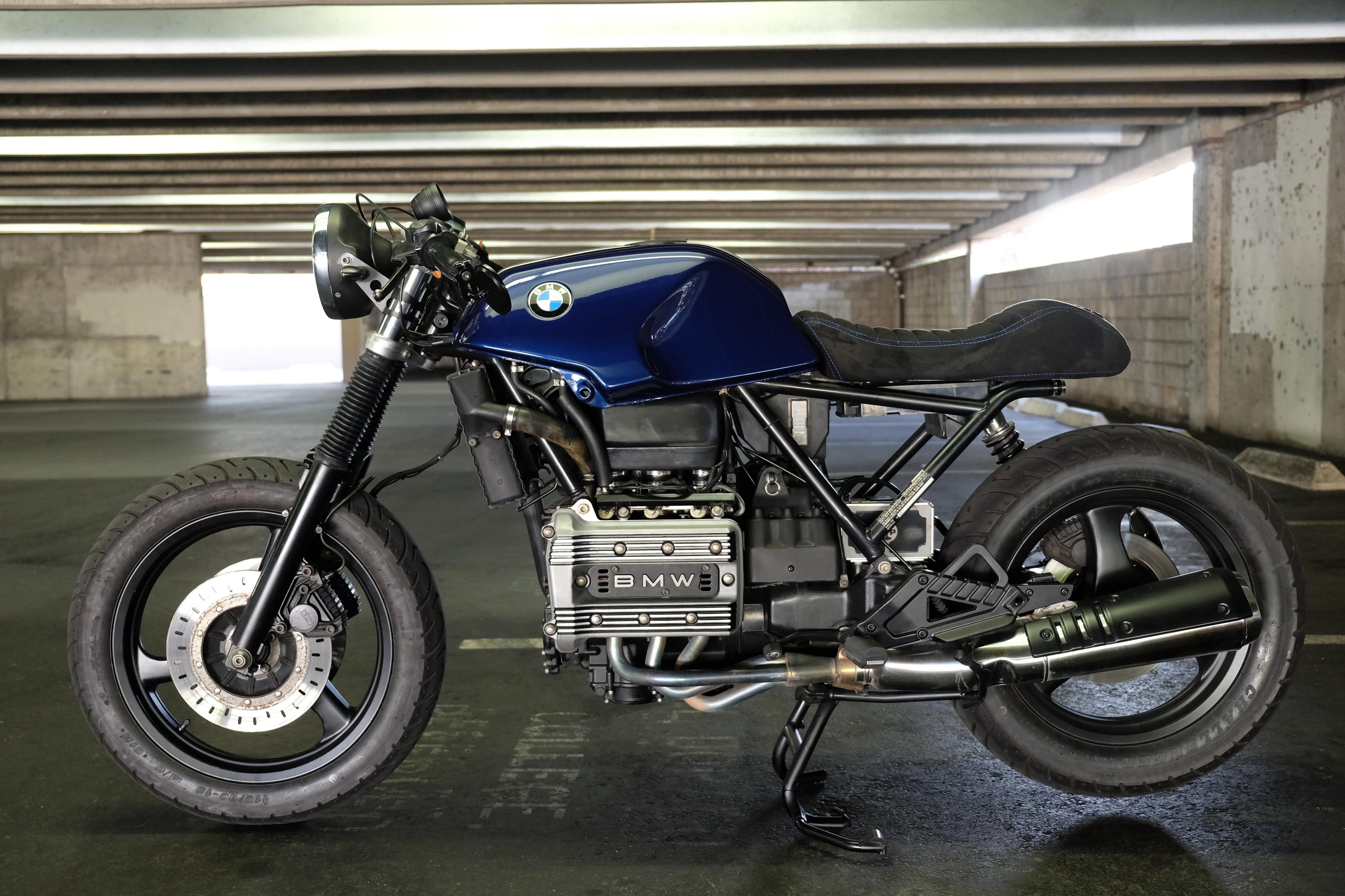 K Cafe Racer Kit