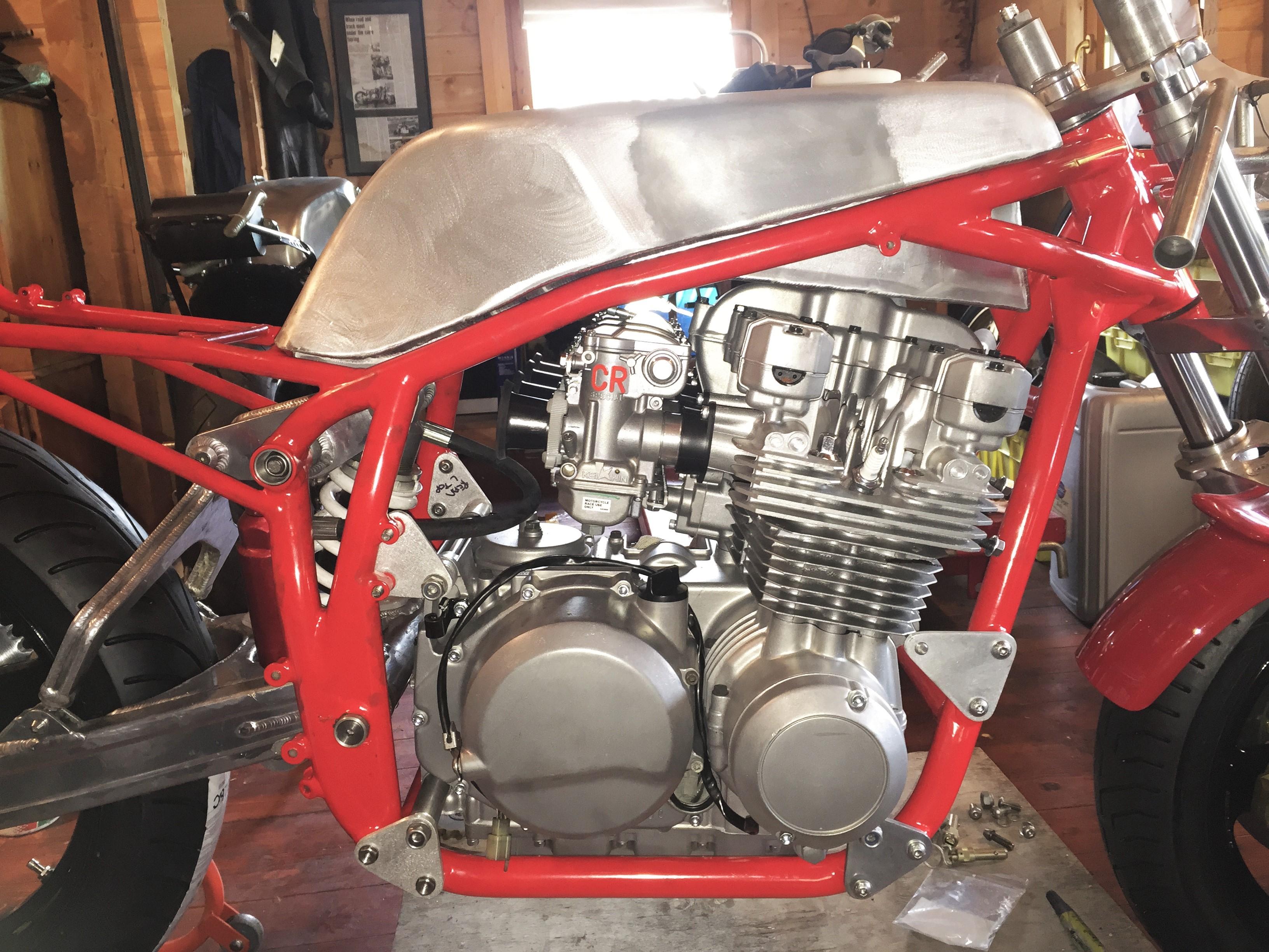 Name:  Harris F1 wells bike in build 2.jpg Views: 391 Size:  1.77 MB
