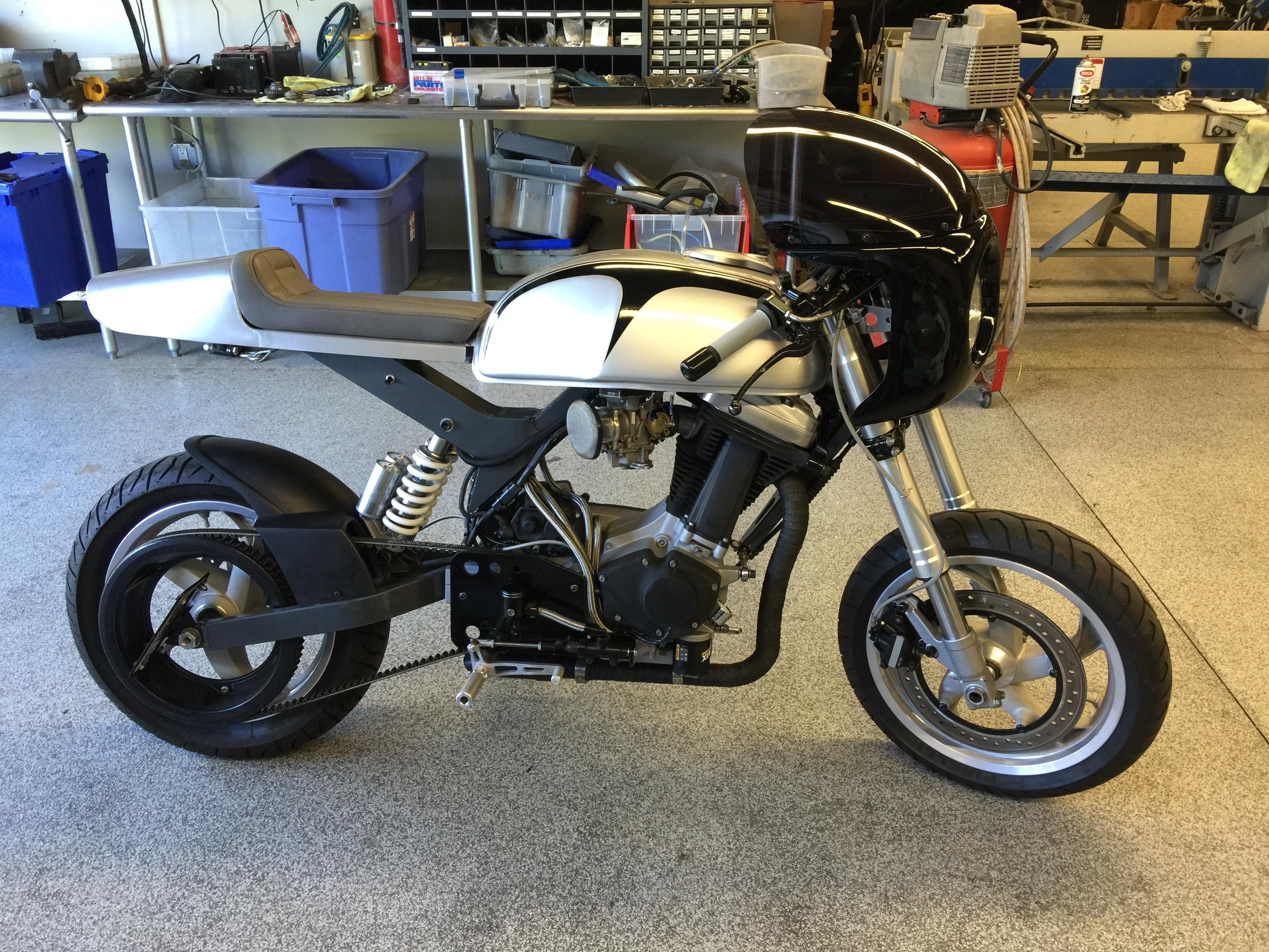 Harley Xr1200 Cafe Racer Impremedia Net - Wallpaperzen org