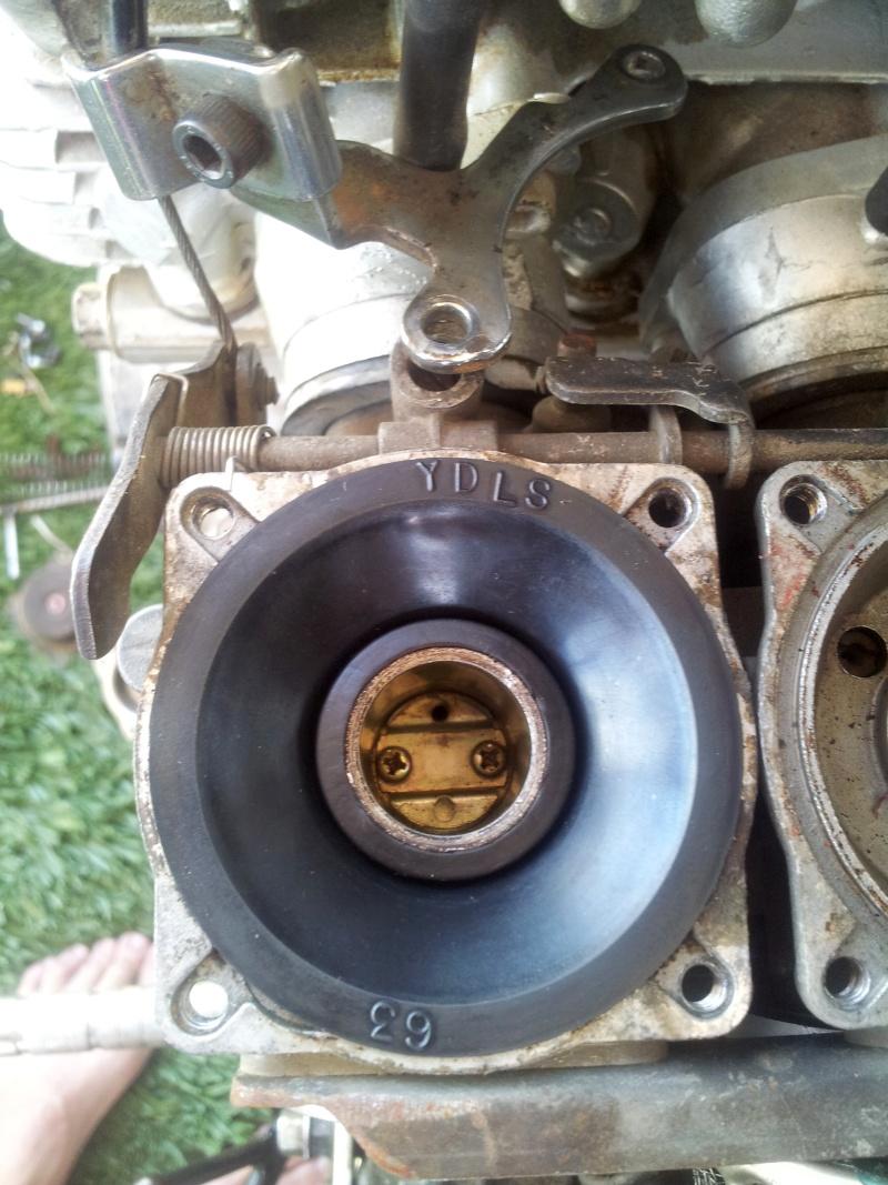 Motorcycle Parts YAMAHA XJ550 XJ 550 CARB DIAPHRAGM