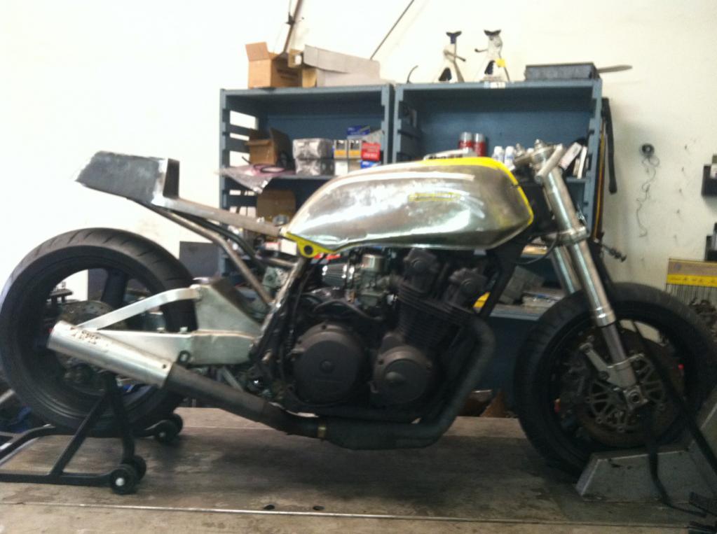 Honda Columbus Ohio >> Cb750 gsxr 750 swap