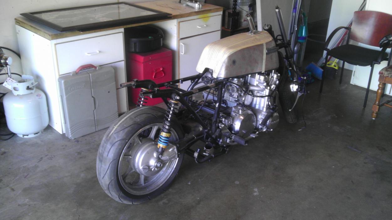 my '79 kz1300 build.