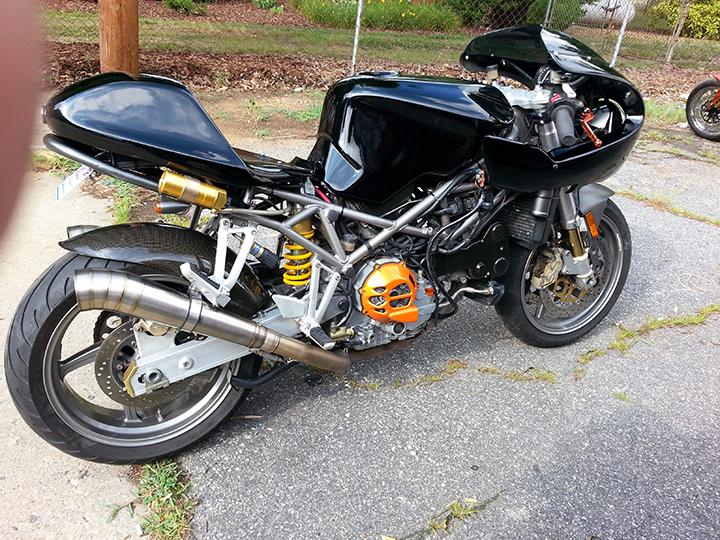 Ducati Monster  For Sale Brisbane