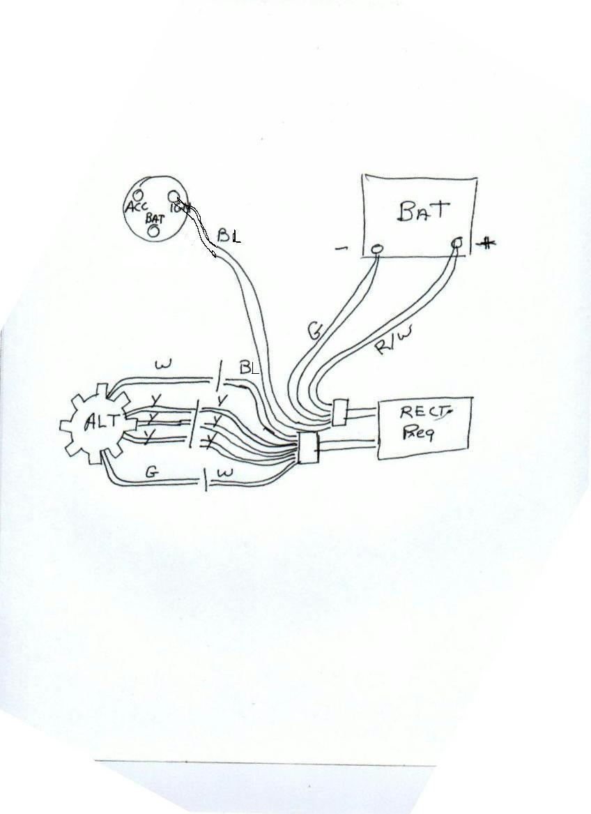Motogadget M Rectifier Help