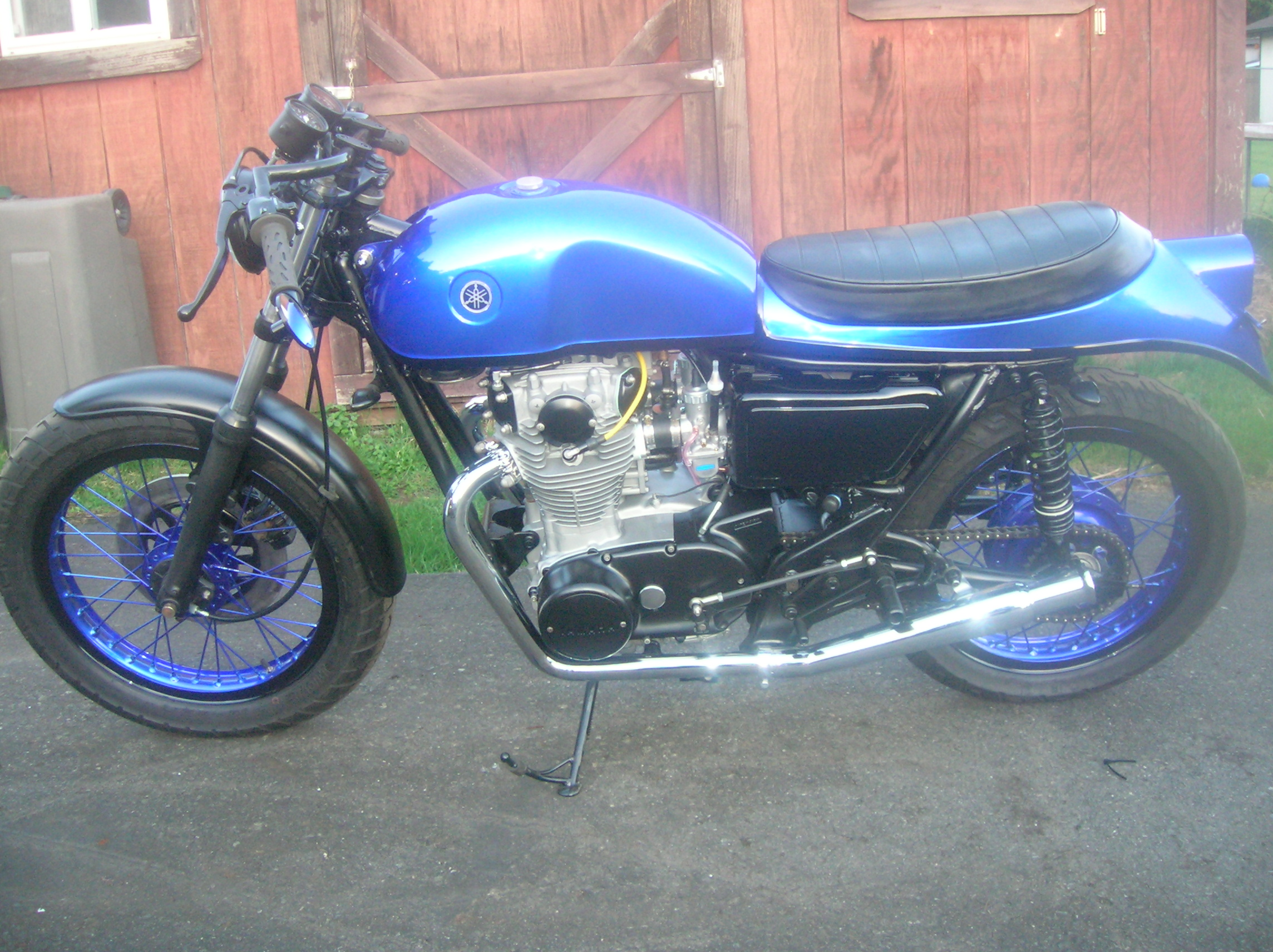 Yamaha Xs650 Custom Cafe Racer For Sale