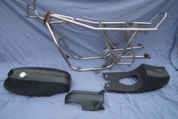 Need advice on mounting new fiberglass seat