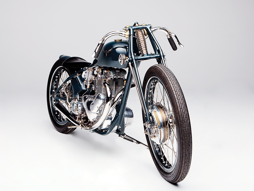 Wired: 8 Gorgeous Old-School Motorcycles Rebuilt Into Modern Classics