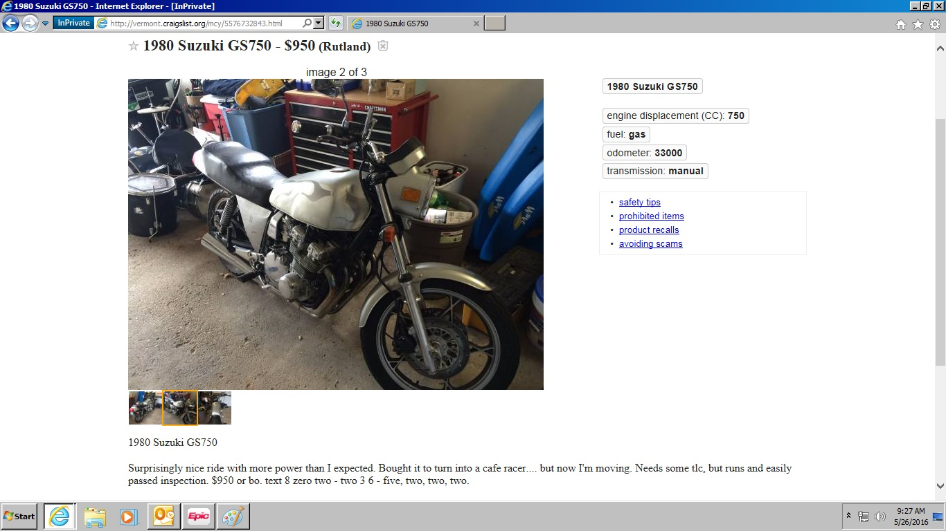 Good deals on Craigslist...or just cool -thread - Attachments