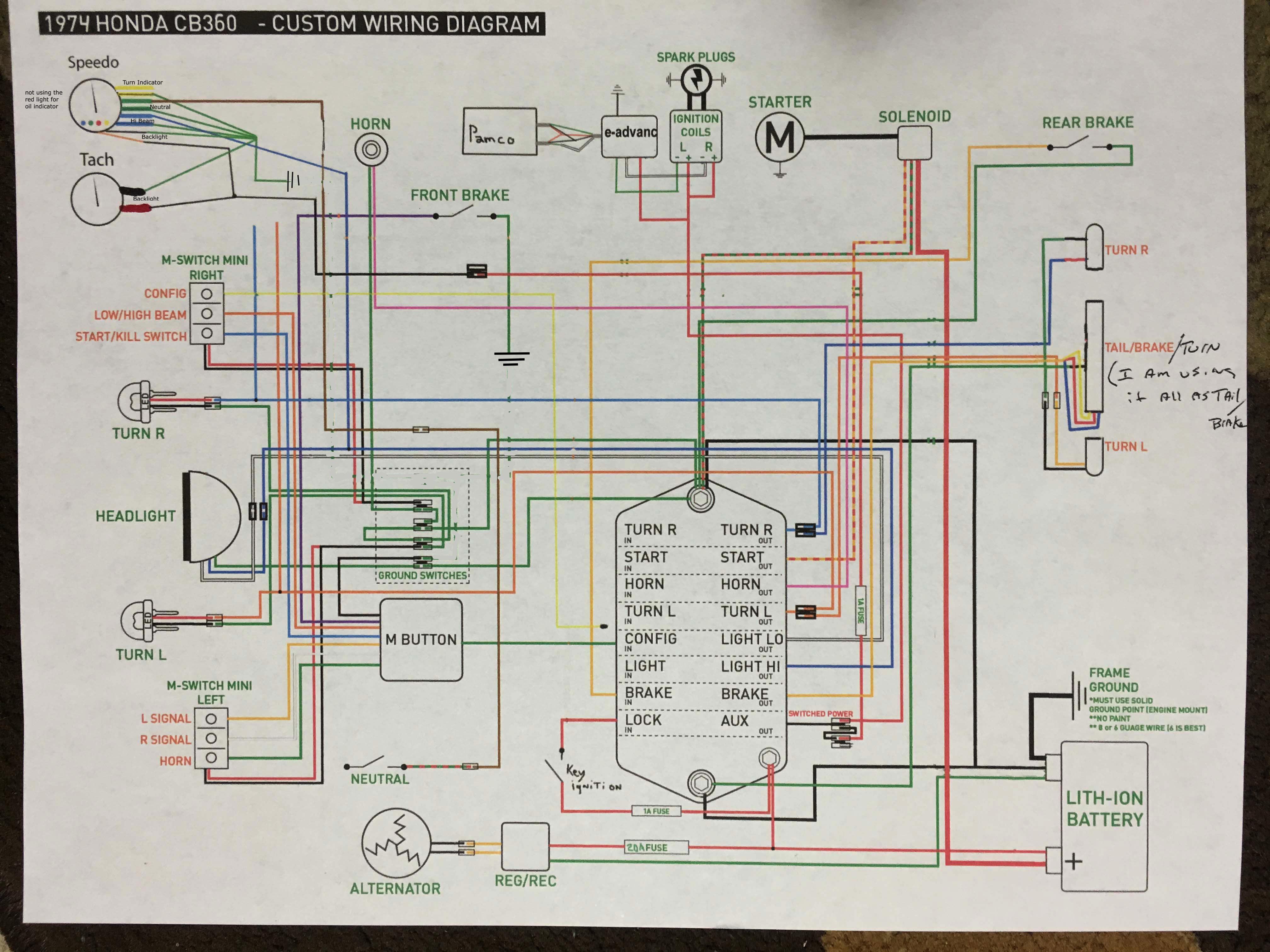 honda dio scooter wiring diagram annavernon honda cm450a wiring diagram nilza net