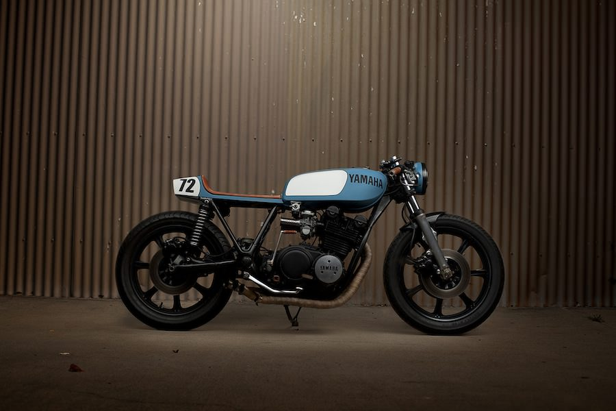 Yamaha XS850 Special - Page 6
