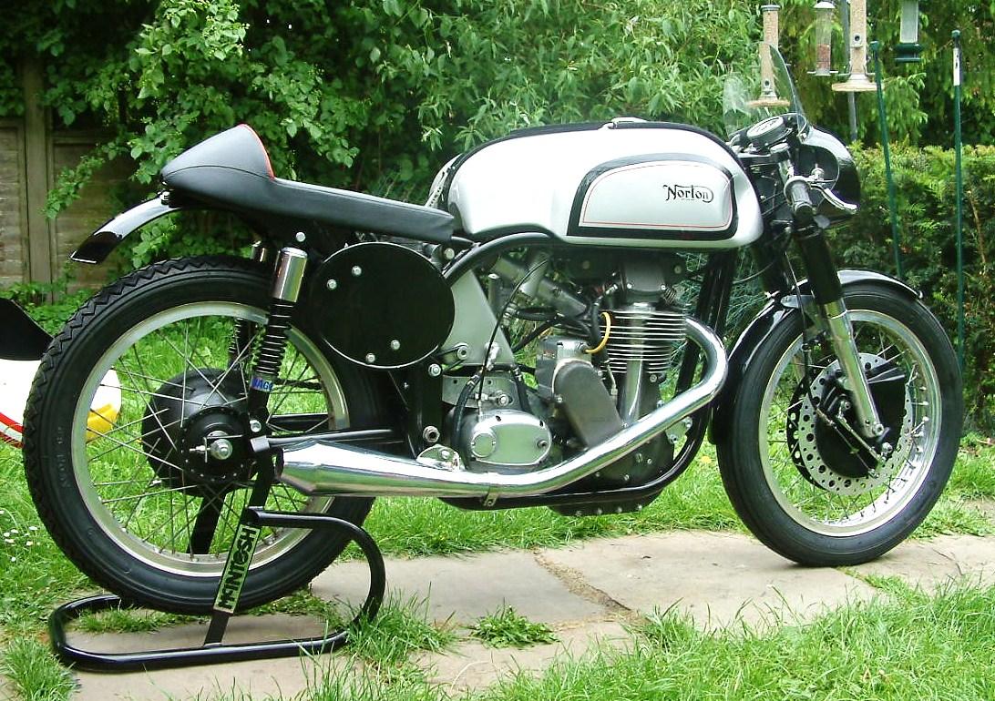 1961 Manx 30M.