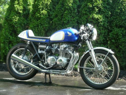 75 Honda : CB