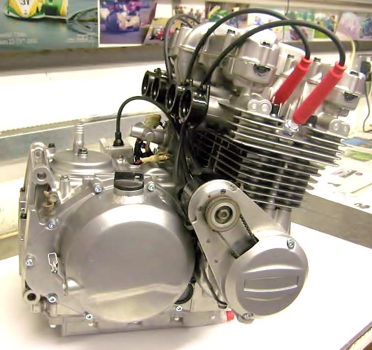 HARRIS F1 TT KZ750 EX WORLD CHAMPIONSHIP COMPETING BIKE - REBUILT ENGINE