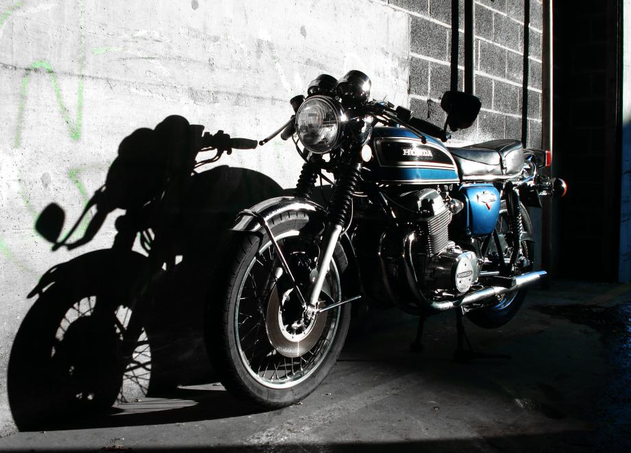 k4 CB750 i only had for about a year.