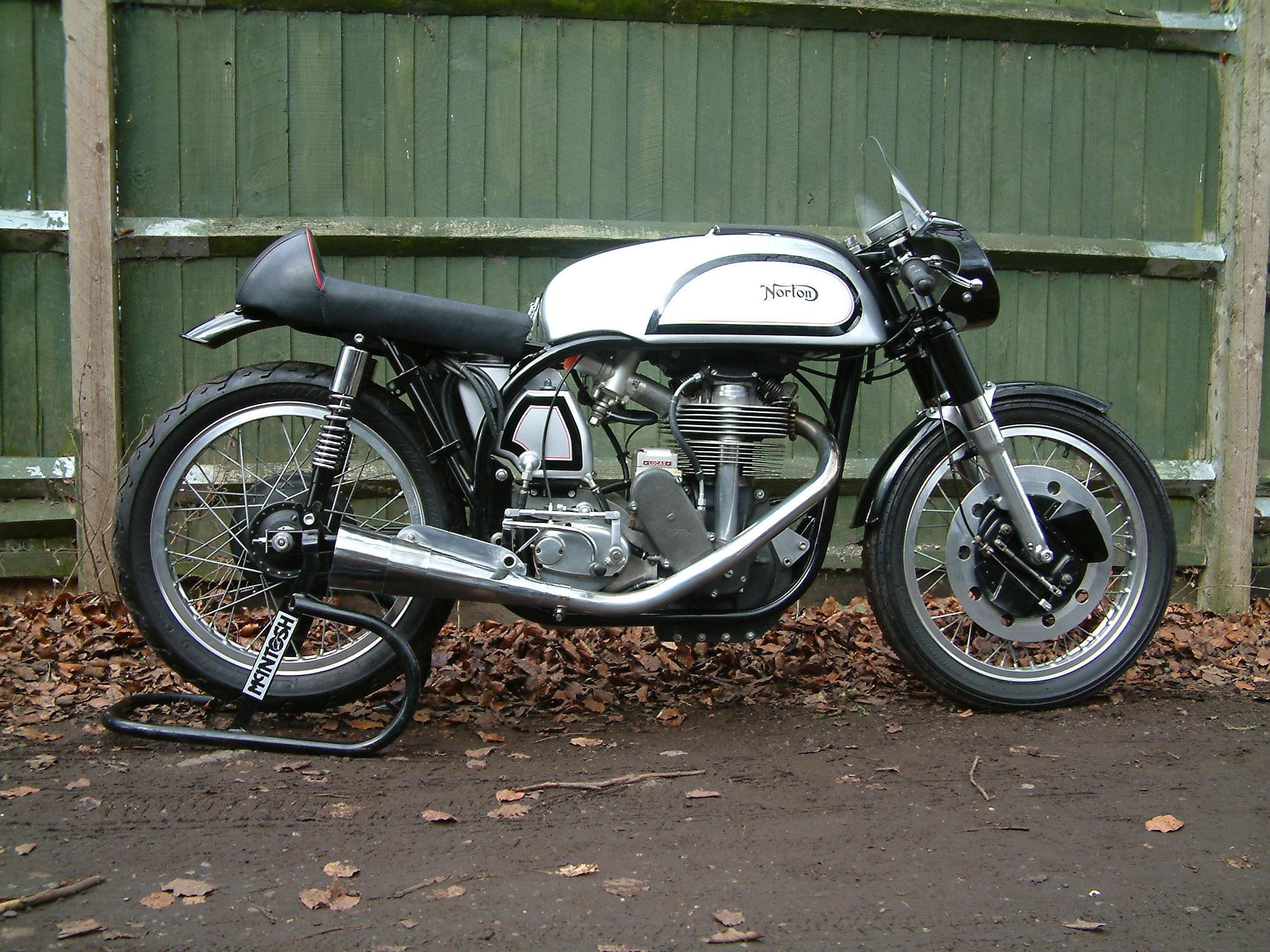 Norton Manx 30m 1959
